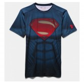 Paris Baselayer Rugby Enfant Superman Under Armour