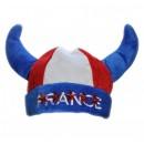 Bonnet Rugby - Casque Gaulois France avec étoiles lumineuses Holiprom Magasin Paris