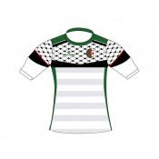 Mode Maillot Rugby Adulte - Algérie réplica domicile 2016/2017 Ultra Petita