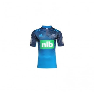 Promotions Maillot Rugby Adulte - Auckland Blues domicile 2016 Adidas