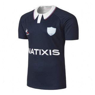 Maillot Rugby Adulte - Entrainement Racing 92 2016/2017  Le Coq Sportif Acheter