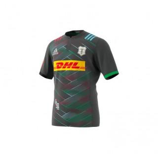 Maillot Rugby Adulte - Harlequins BG 2016/2017 Adidas Escompte En Lgine