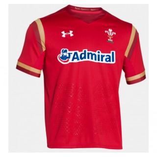 Maillot Rugby Adulte - Pays de Galles domicile 2016/2017 Under Armour Vente En Ligne