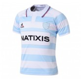 Maillot Rugby Adulte - Racing 92 domicile 2016/2017  Le Coq Sportif Paris