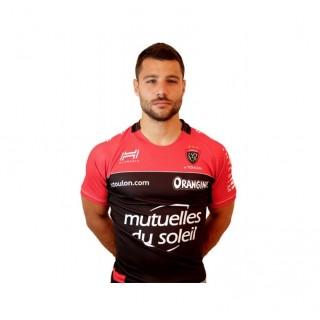 Magasin Maillot Rugby Adulte - Rugby Club Toulonnais réplica extérieur 2016/2017 Hungaria Paris
