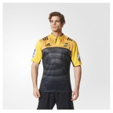 Acheter Maillot Rugby Adulte - Wellington Hurricanes domicile 2016 Adidas