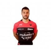 Rabais Maillot Rugby Enfant - Rugby Club Toulonnais réplica extérieur 2016/2017 Hungaria