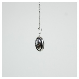 Achat Nouveau Pendentif Rugby - Chaine argent - Elegant Violence Rugby