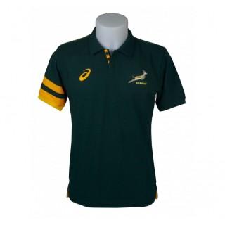 2017 Nouvelle Polo - équipe d Afrique du Sud Asics