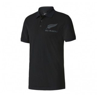 Polo Rugby Adulte - All Blacks Supporter Adidas Site Officiel