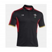 Polo Rugby Adulte - Pays de Galles Under Armour PasCher Fr