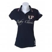 Polo - Rugby classic lettrage 1 - FR Doré Ultra Petita Remise Paris en ligne