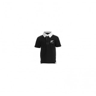 Polo Rugby Enfant All Blacks Soldes Nice