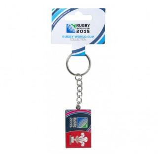 Nouvelle Porte clés - Pays de Galles RWC 2015