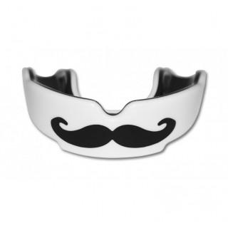 Officielle Protège-dents Rugby Adulte Moustache - Safejawz