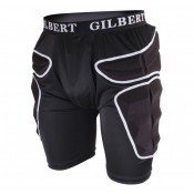 Short de protection Rugby Pro Training Gilbert Europe