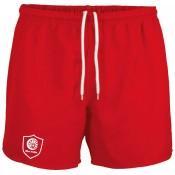 Authentique Short Rugby - Blason Ultra Petita rouge Ultra Petita