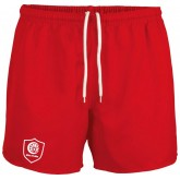 Short Rugby Enfant - Blason Ultra Petita Réduction