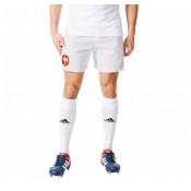 Short Rugby Enfant - France extérieur 2016 Adidas Soldes France