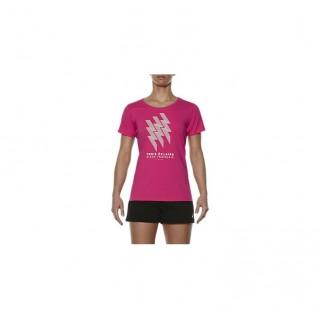 Site Tee-shirt Rugby Femme  Stade Français Asics