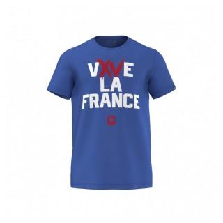 Vente Nouveau Tee-shirt Rugby - Vive la France Adidas