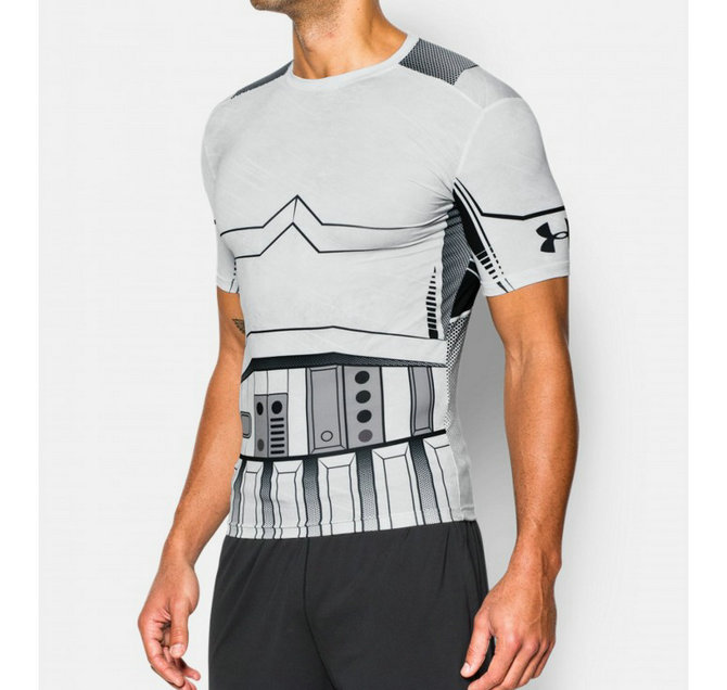 Baselayer de compression adulte - Star Wars Trooper - Under Armour