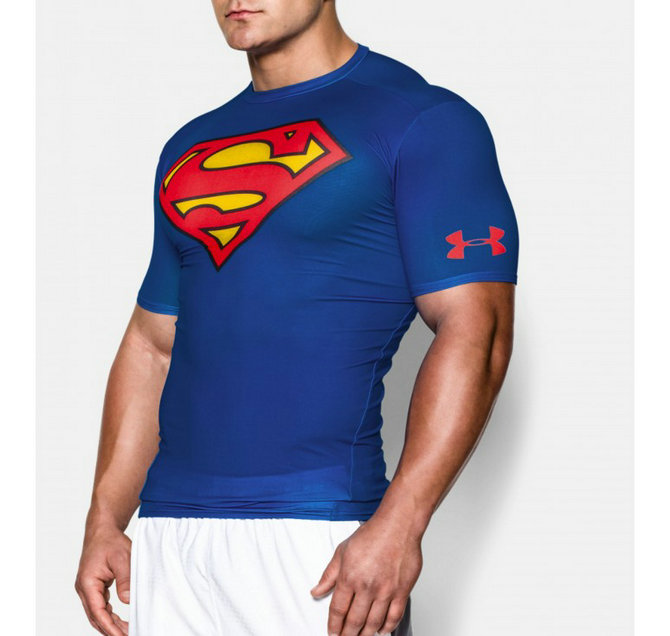 Baselayer de compression - Superman - Under Armour