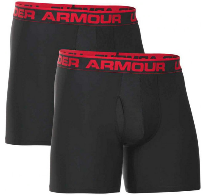 Boxer rugby - Lot de 2 BoxerJock Original Series 15 cm - Under Armour