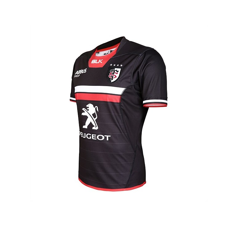 Maillot rugby adulte - Stade Toulousain domicile 2016/2017 - BLK
