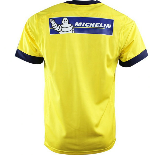Maillot rugby enfant - ASM Clermont Auvergne réplica domicile 2016-2017 - Under Armour
