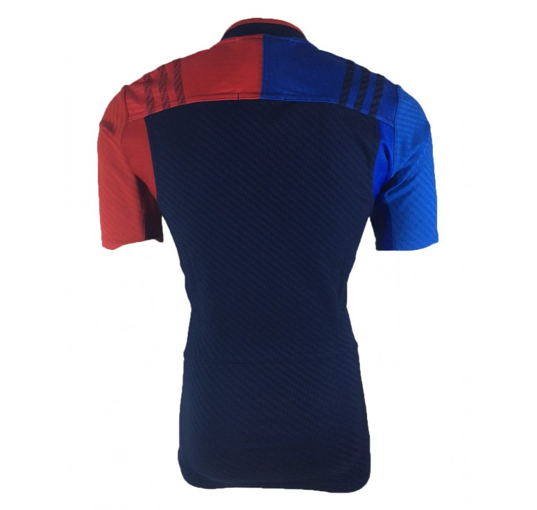 Maillot rugby - France rugby à 7 - Adidas