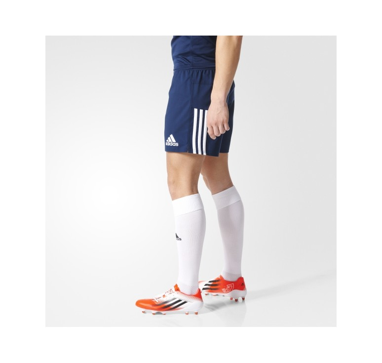 Short rugby adulte - France domicile 2016/2017 - Adidas