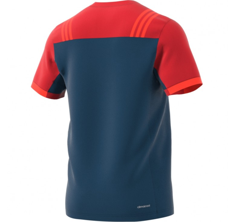 Tee-shirt rugby adulte - France performance - Adidas